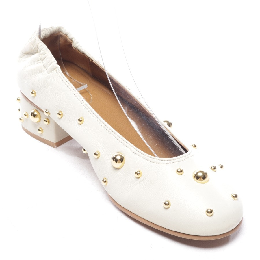 pumps from See by Chloé in beige size EUR 36