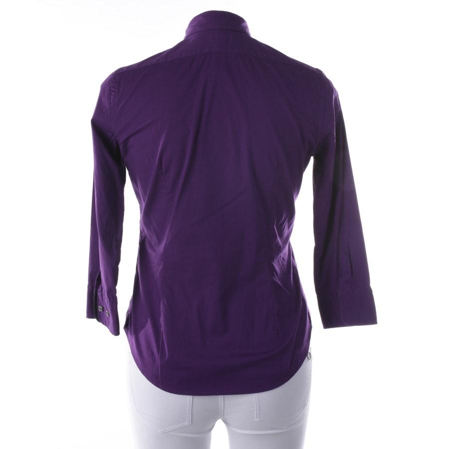 Bluse von Polo Ralph Lauren Sport in Lila und Blau Gr. 36 US 6