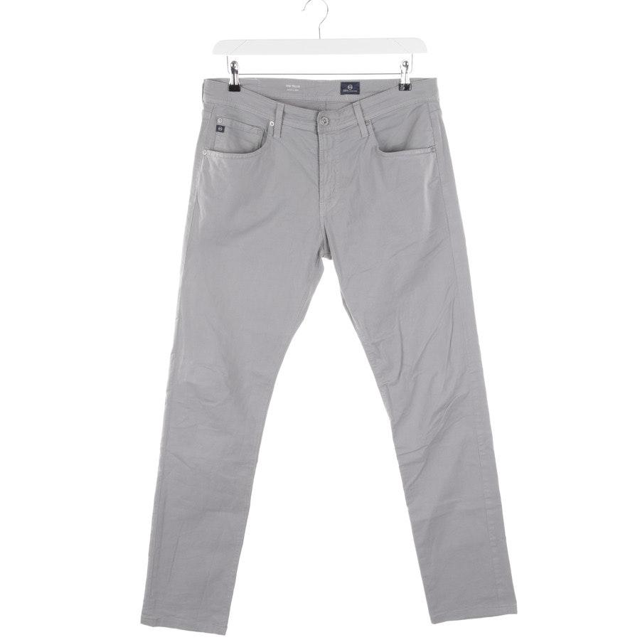 Stoffhose von AG Jeans in Graugrün Gr. W34 - The Tellis
