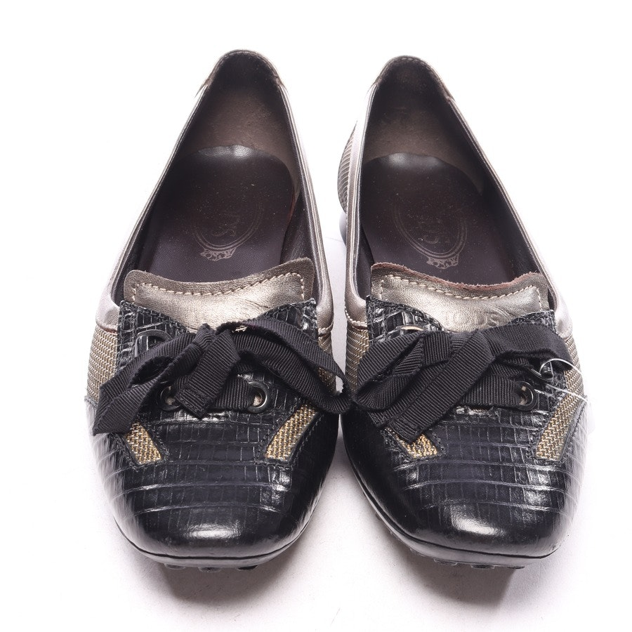 loafers from Tod´s in bronze size EUR 37,5