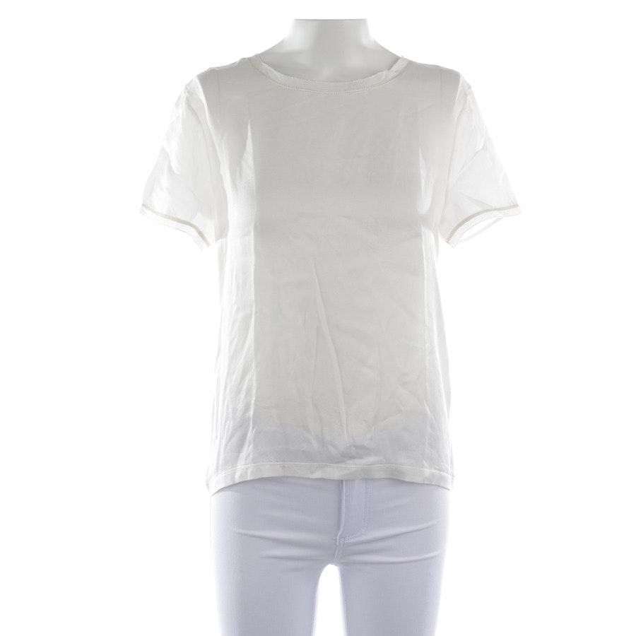 Shirt von Patrizia Pepe in Cremeweiß Gr. 36 IT 42