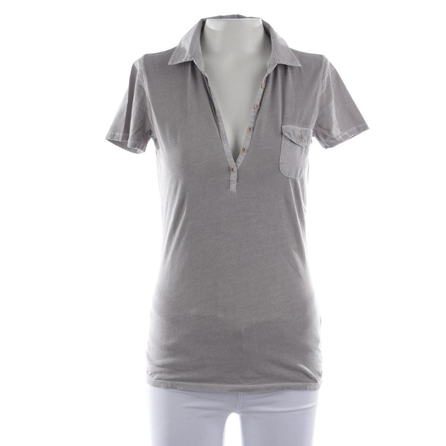 Shirt von Marc O'Polo in Graubraun Gr. XS
