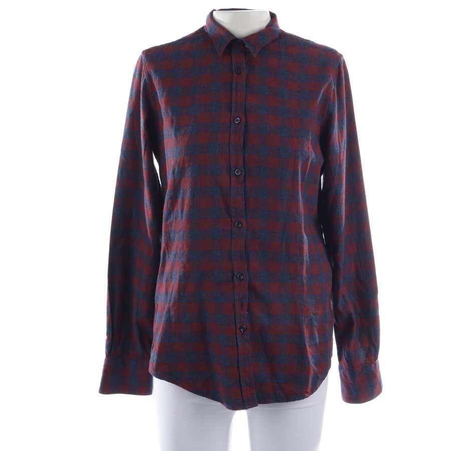 blouses & tunics from Aglini in burgundy size 36 IT 42