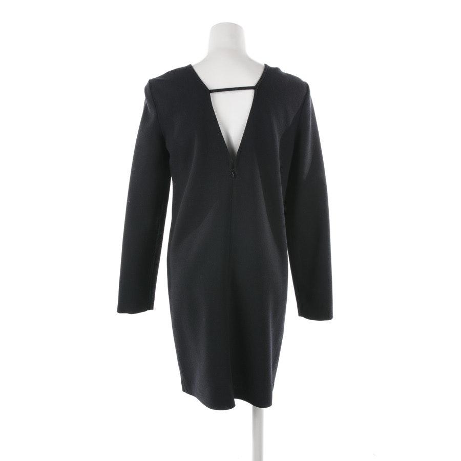Kleid von Victoria Beckham in Anthrazit Gr. 36 UK 10
