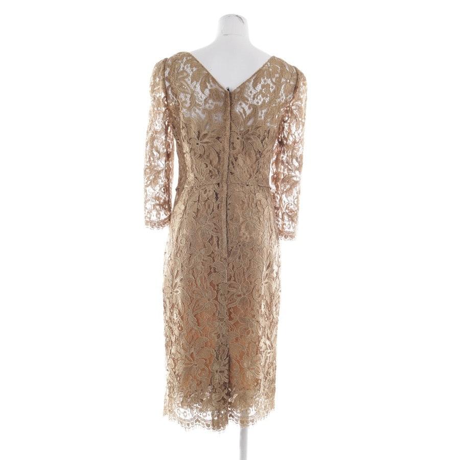 dress from Dolce & Gabbana in bronze size 38 IT 44