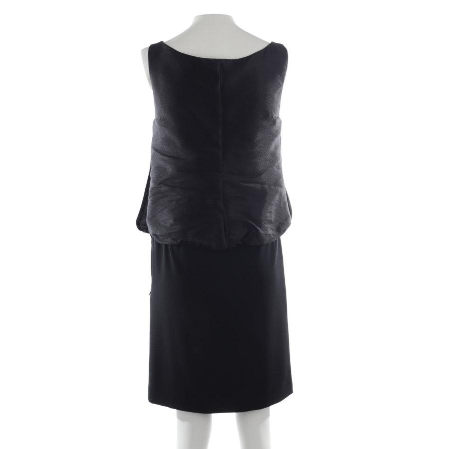 Kleid von Moschino Cheap & Chic in Schwarz Gr. 36