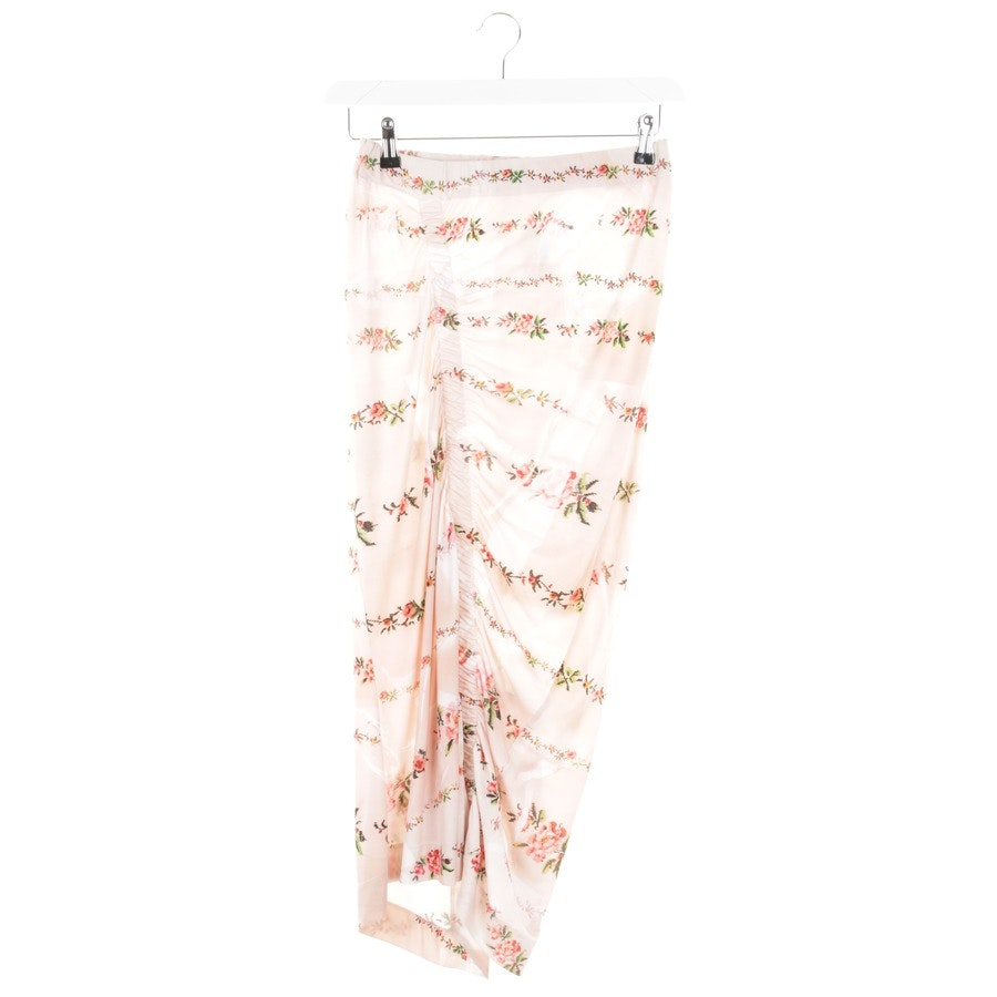 skirt from Preen By Thornton Bregazzi in delicate pink and multicolor size M