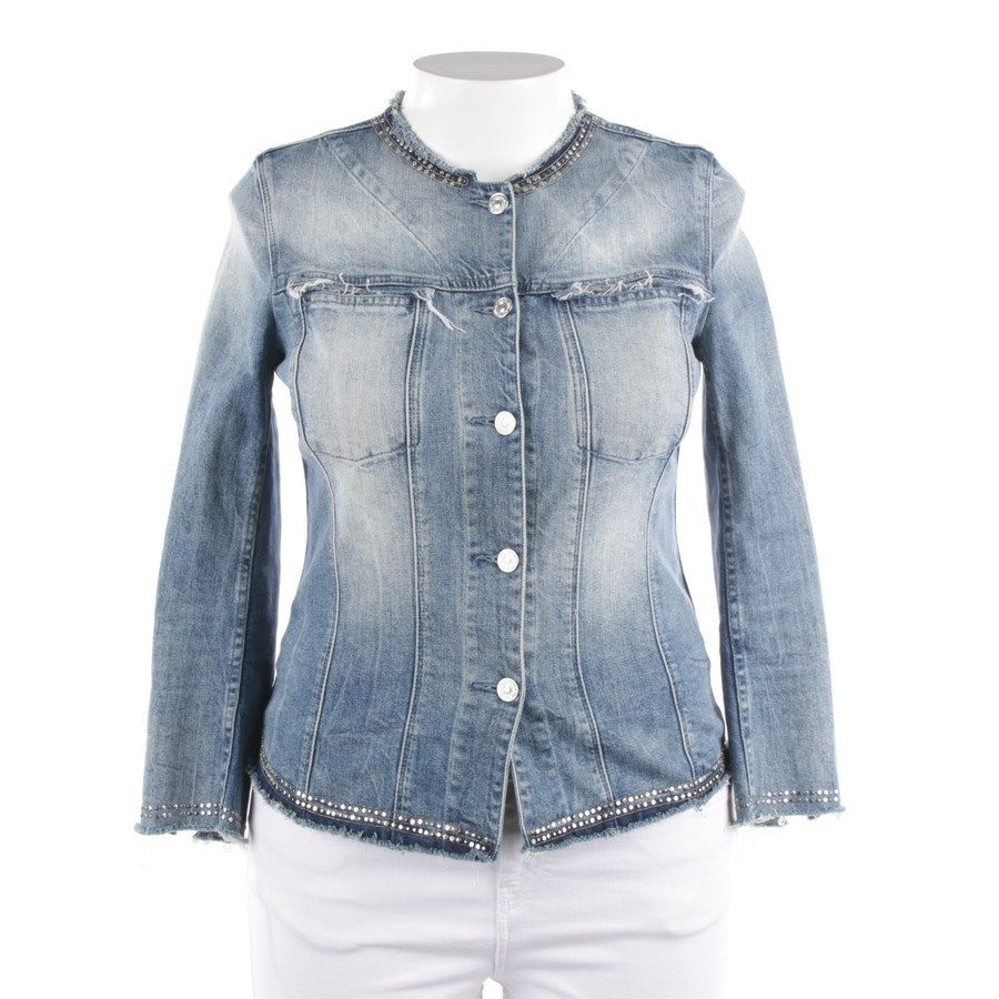 Jeansjacke von 7 for all mankind in Blau Gr. M