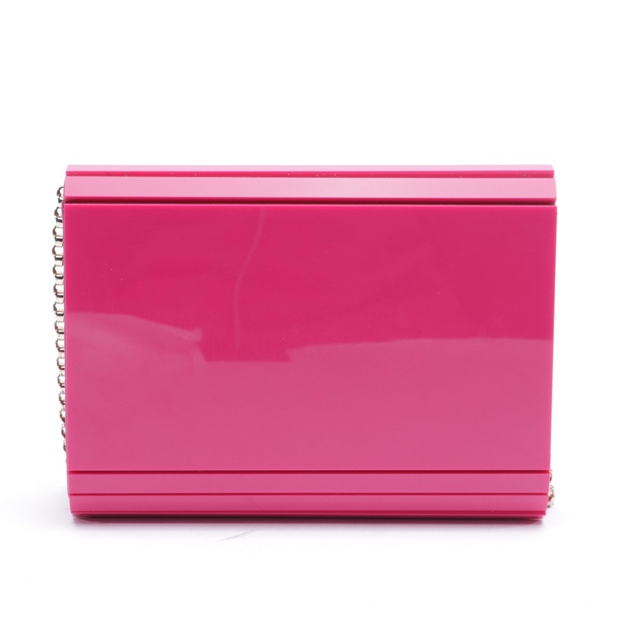 evening bags from Jimmy Choo in pink