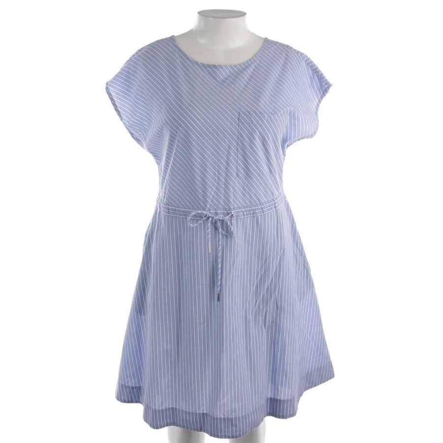 Kleid von Closed in Blau und Weiß Gr. M