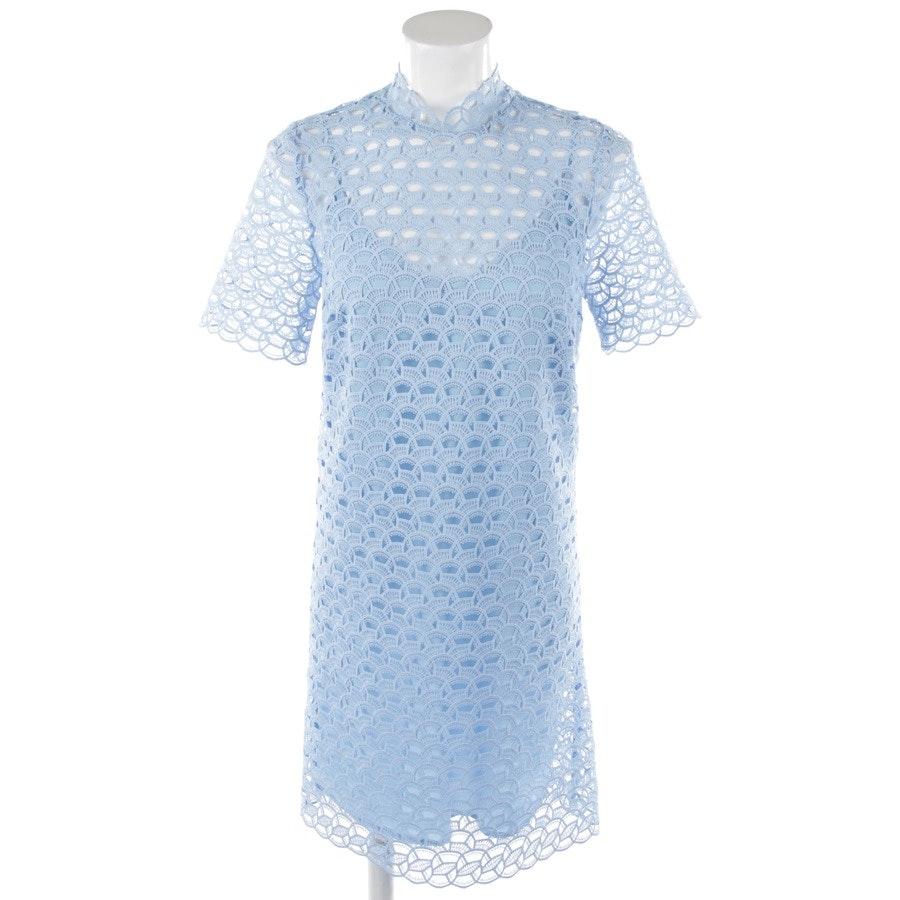 Kleid von Sandro in Hellblau Gr. 36 FR 38