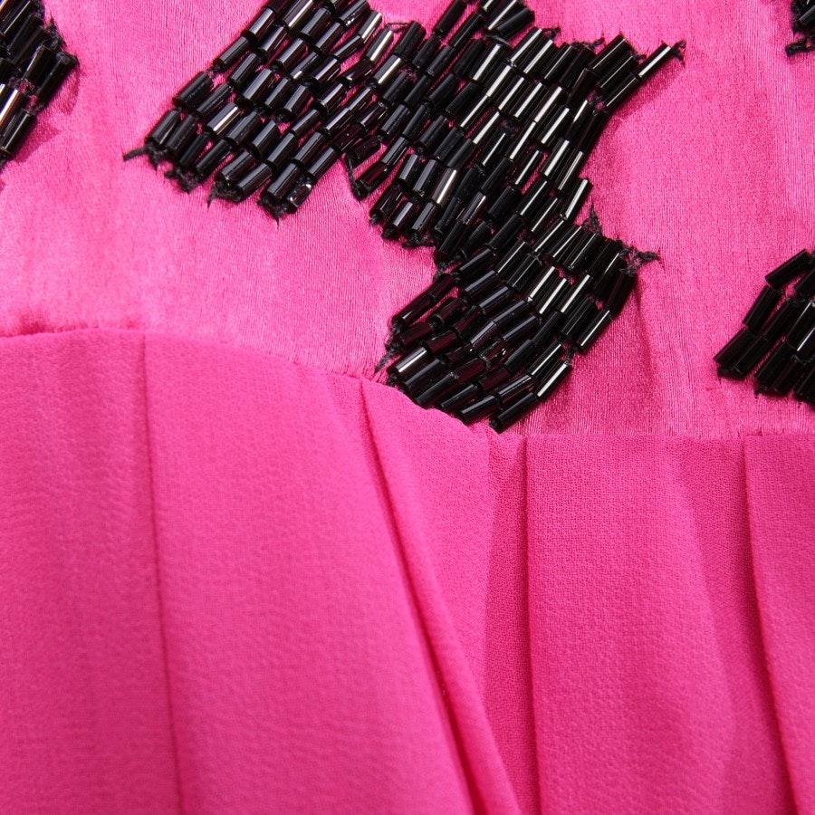 Kleid von John Galliano in Himbeerrot Gr. DE 40 FR 42