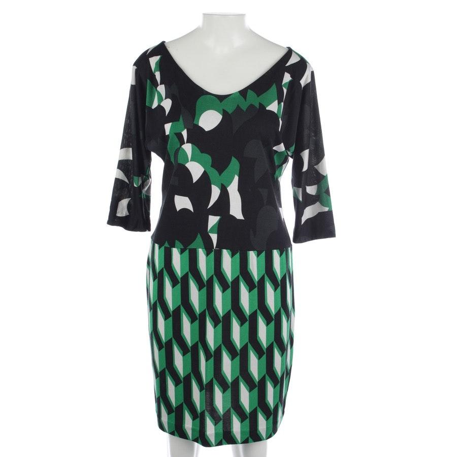 Kleid von Diane von Furstenberg in Multicolor Gr. XL