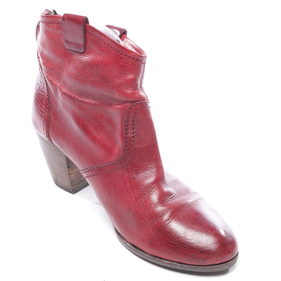 ankle boots from Kennel & Schmenger in red size EUR 40 UK 6,5
