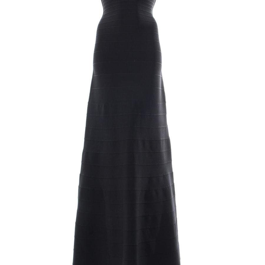 Kleid von Hervé Léger in Schwarz Gr. 2XS - Leila