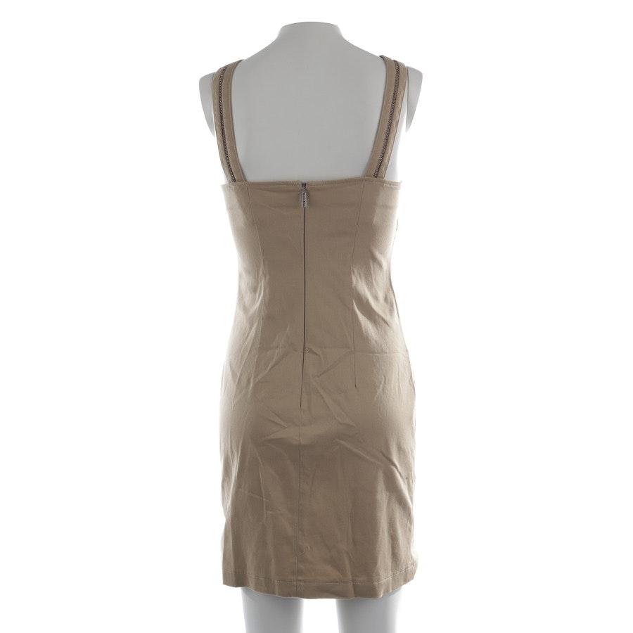 Kleid von Versace Jeans in Beige Gr. 34