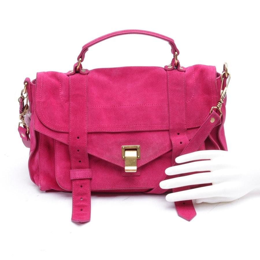 Handtasche von Proenza Schouler in Pink - PS1 Medium