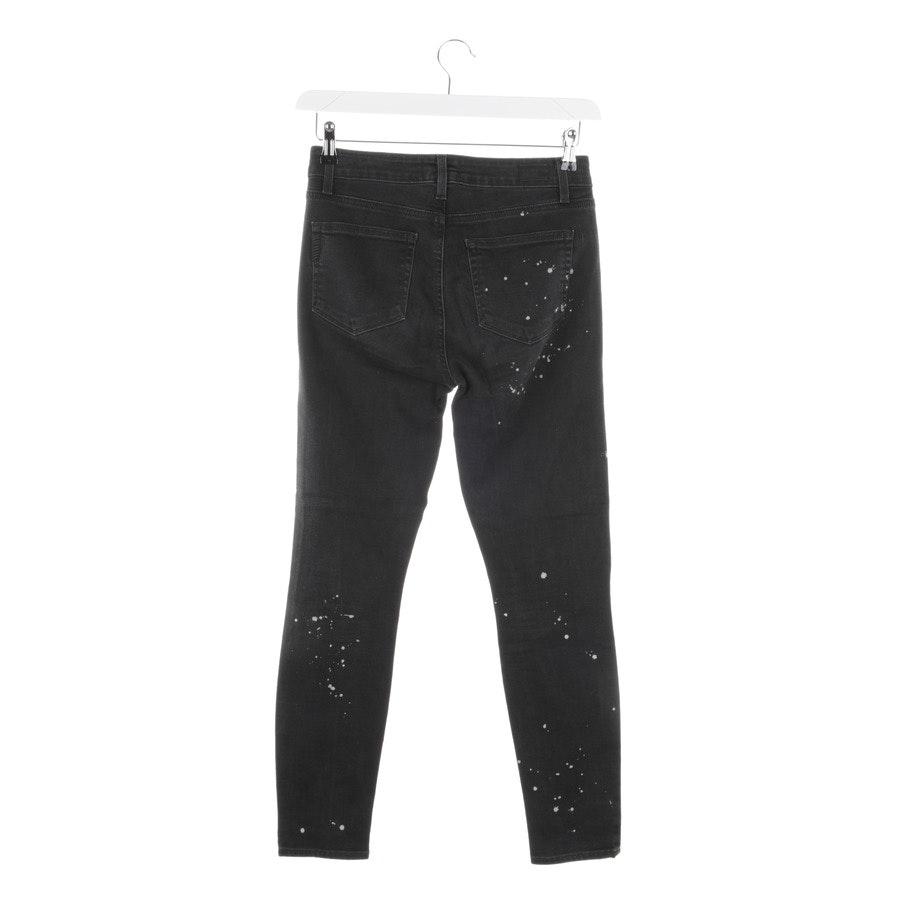 Jeans von Paige in Schwarz Gr. W27 - Hoxton Ankle