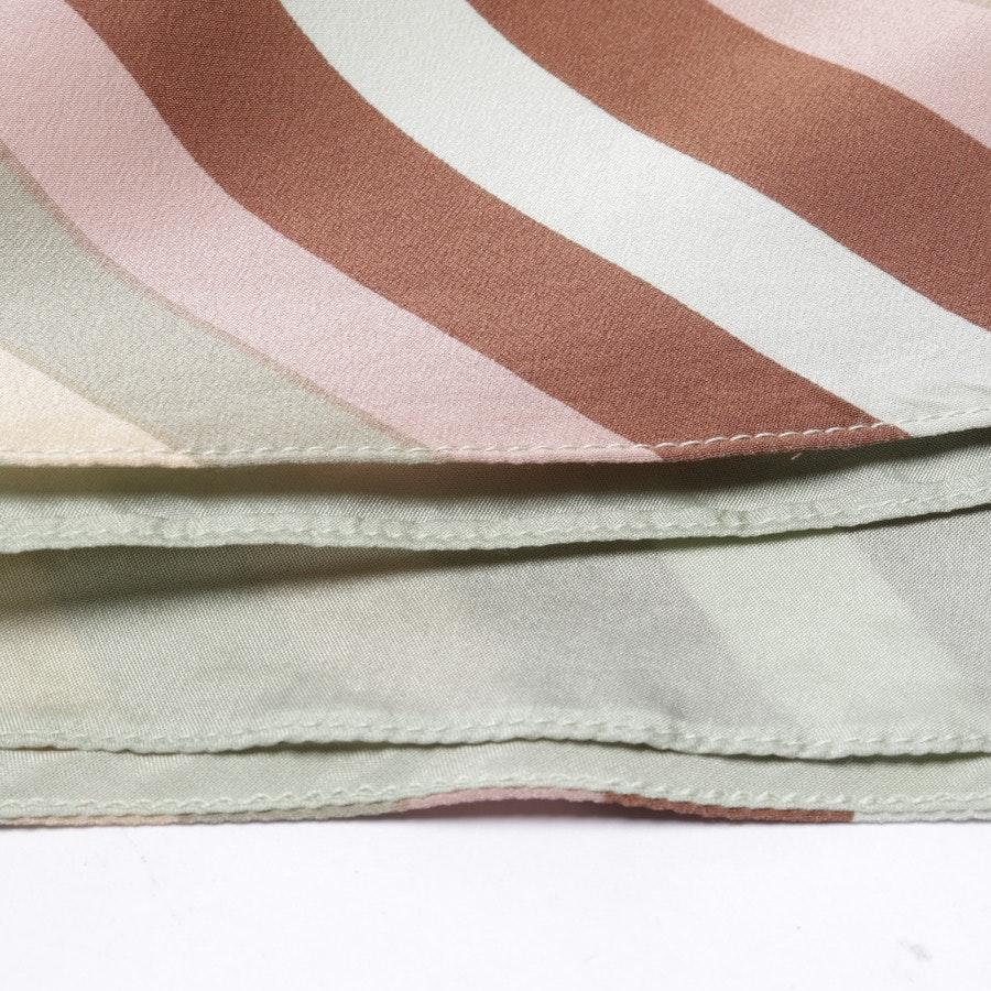 Seidenkleid von Valentino in Multicolor Gr. 36 IT 42