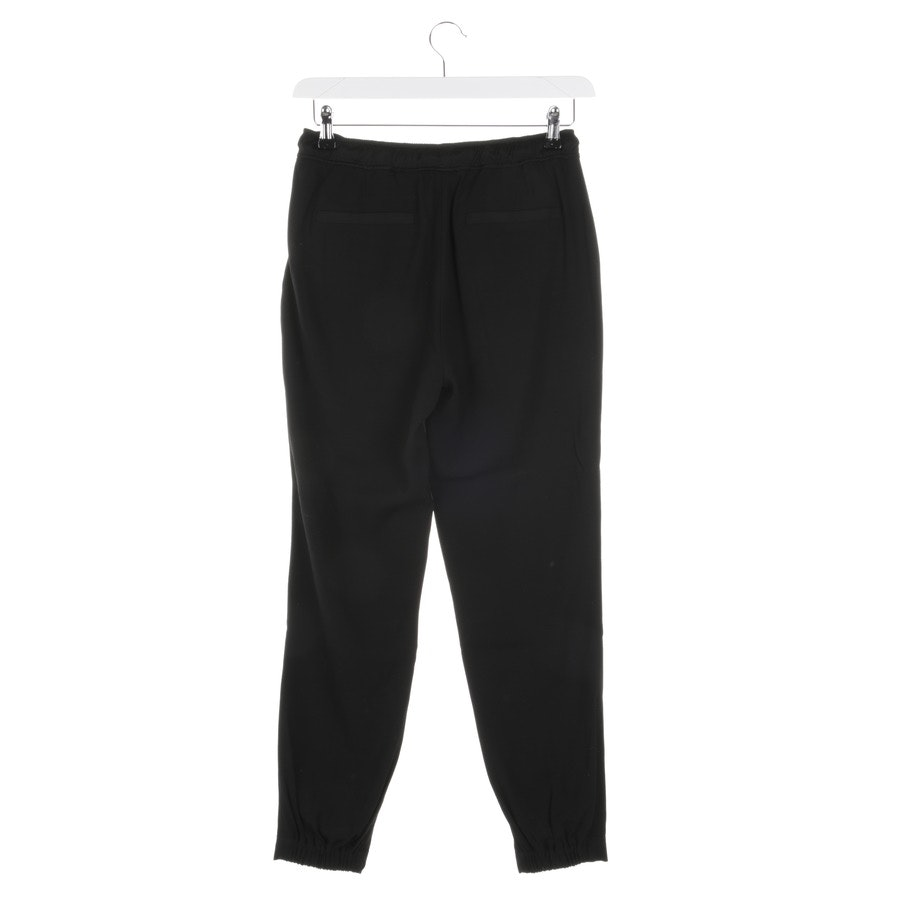 trousers from Marc O'Polo in black size 34