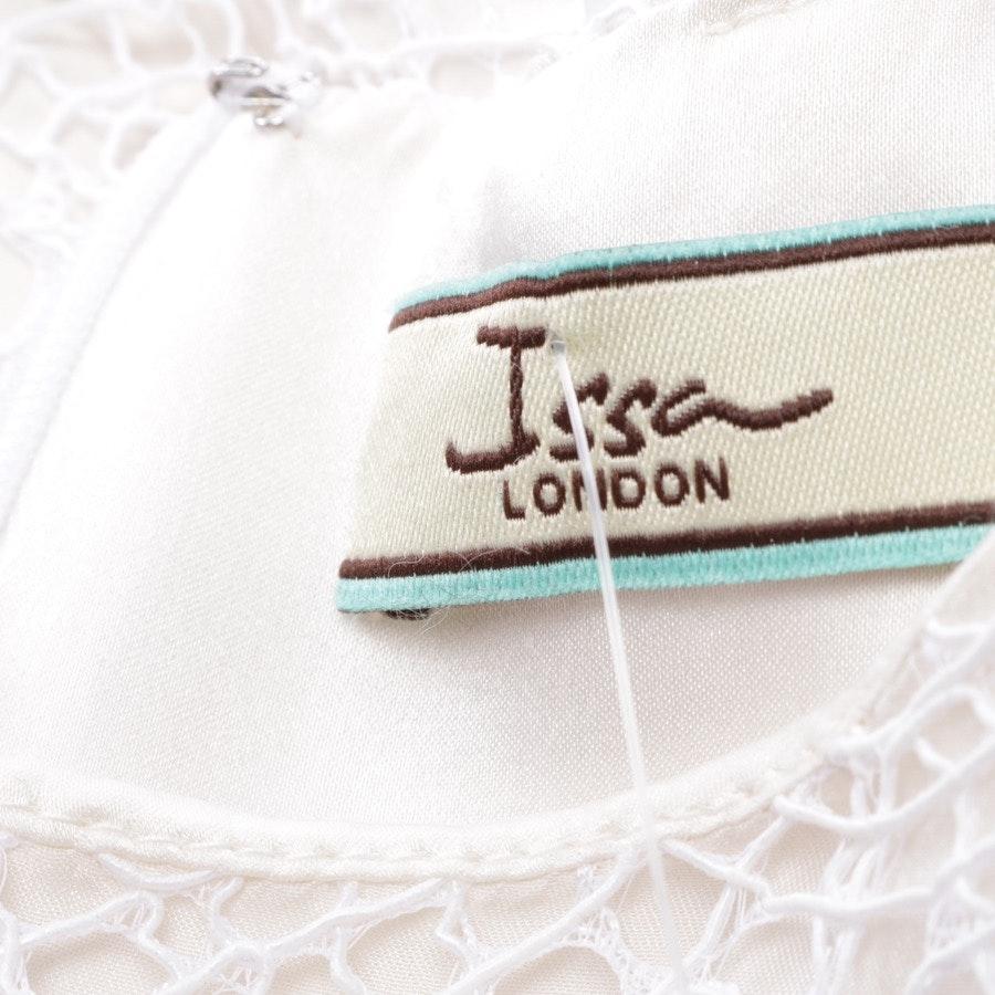 Kleid von ISSA in Creme Gr. 36 UK 10