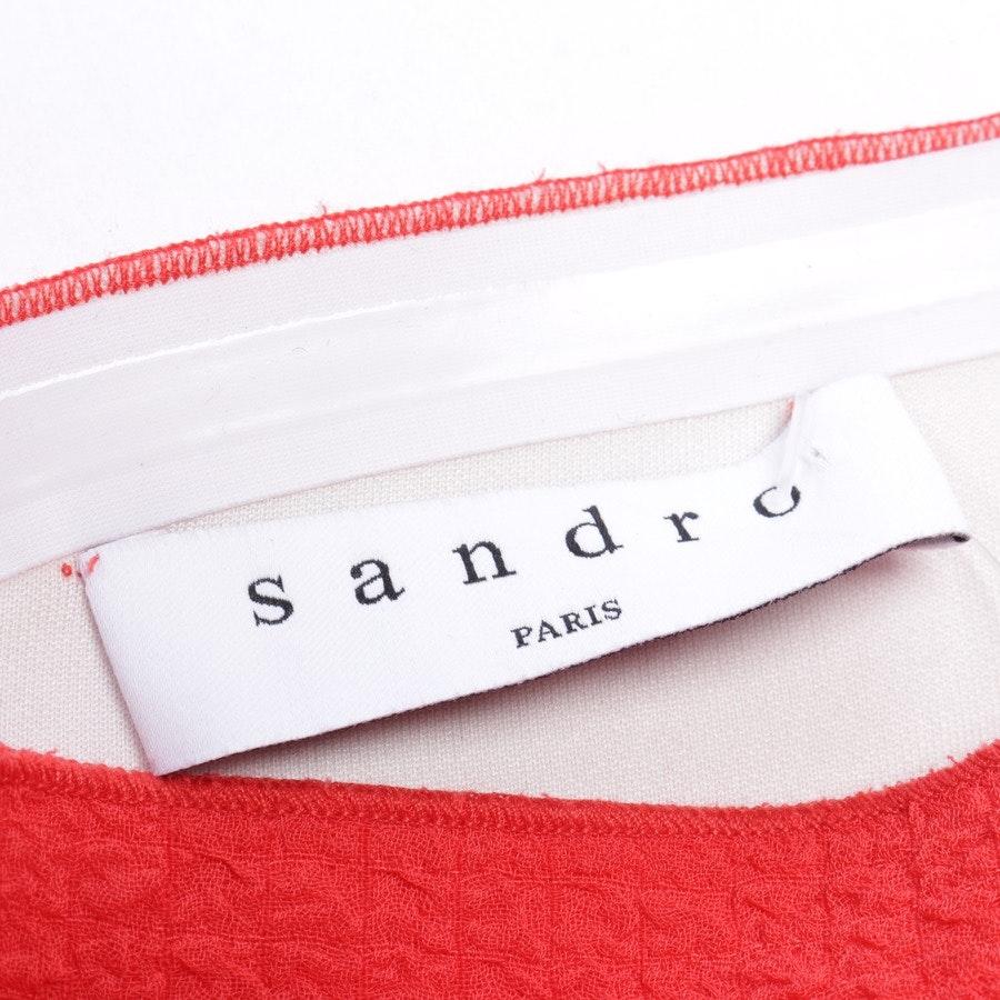 Minikleid von Sandro in Rot Gr. 34 / 1