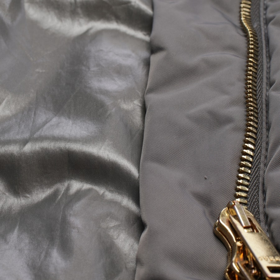 winter coat from Gucci in anthracite size 36 IT 42