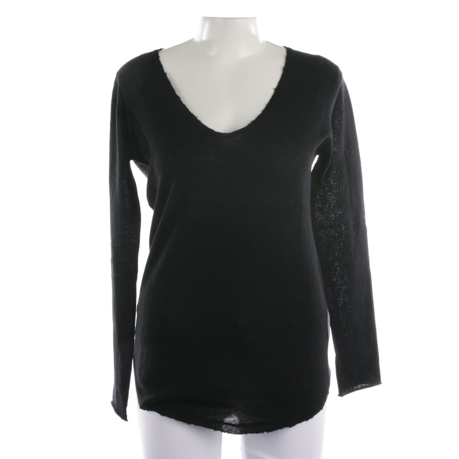 knitwear from Zadig & Voltaire in black and grey size M