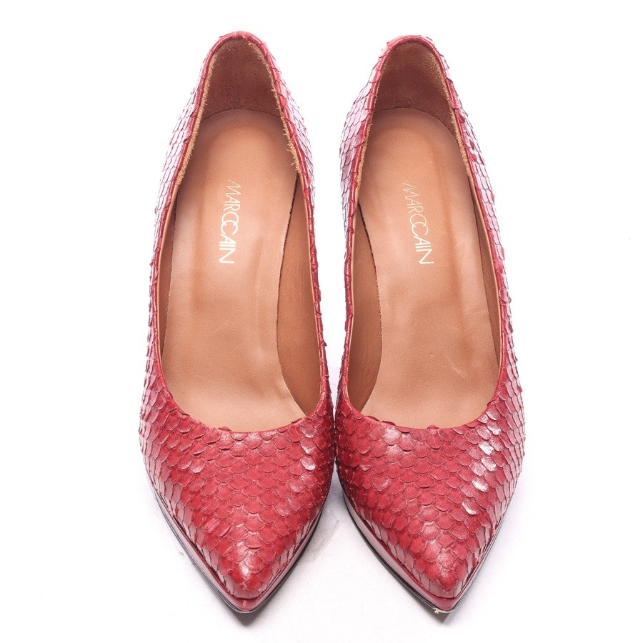 pumps from Marc Cain in bordeaux size EUR 37