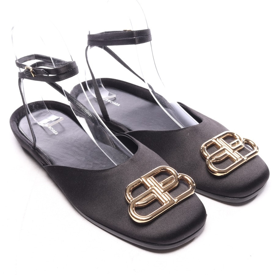 flat sandals from Balenciaga in black size EUR 36