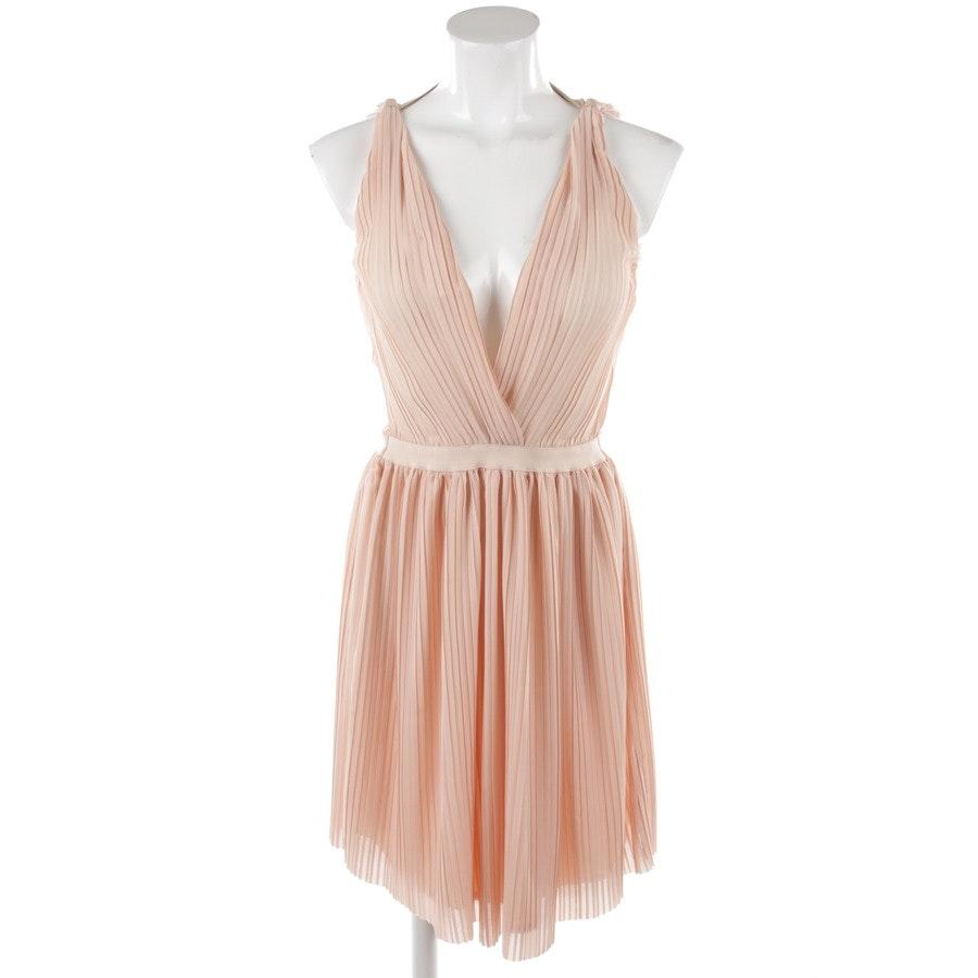 Kleid von Maje in Lachsrosa Gr. 34 FR 36