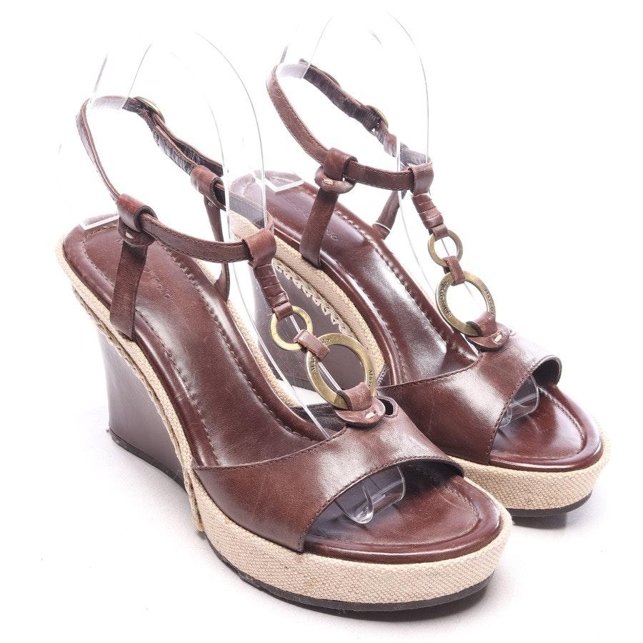 Sandaletten von Marc O'Polo in Braun Gr. EUR 39