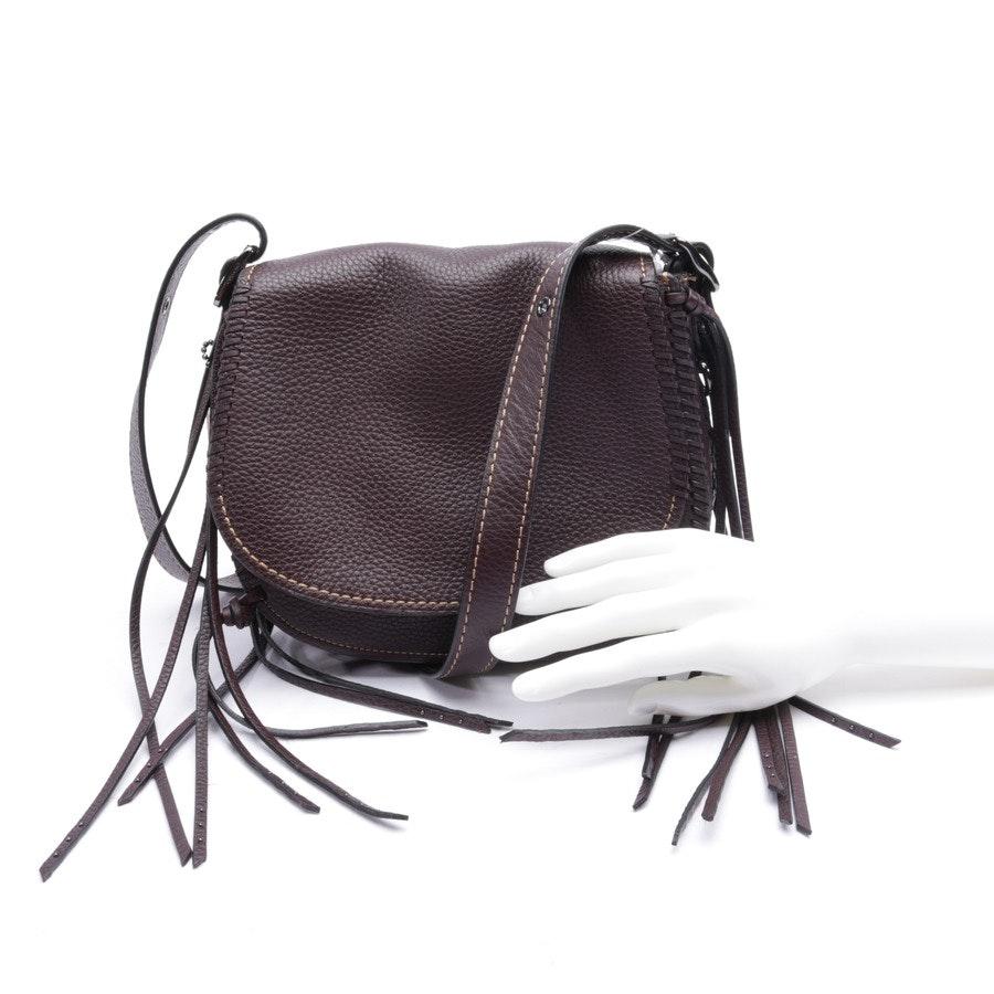 Crossbody Bag von Coach in Dunkelbraun