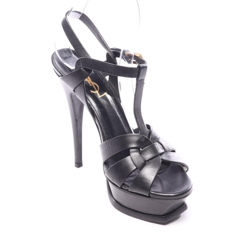 Sandaletten von Saint Laurent in Schwarz Gr. EUR 36,5