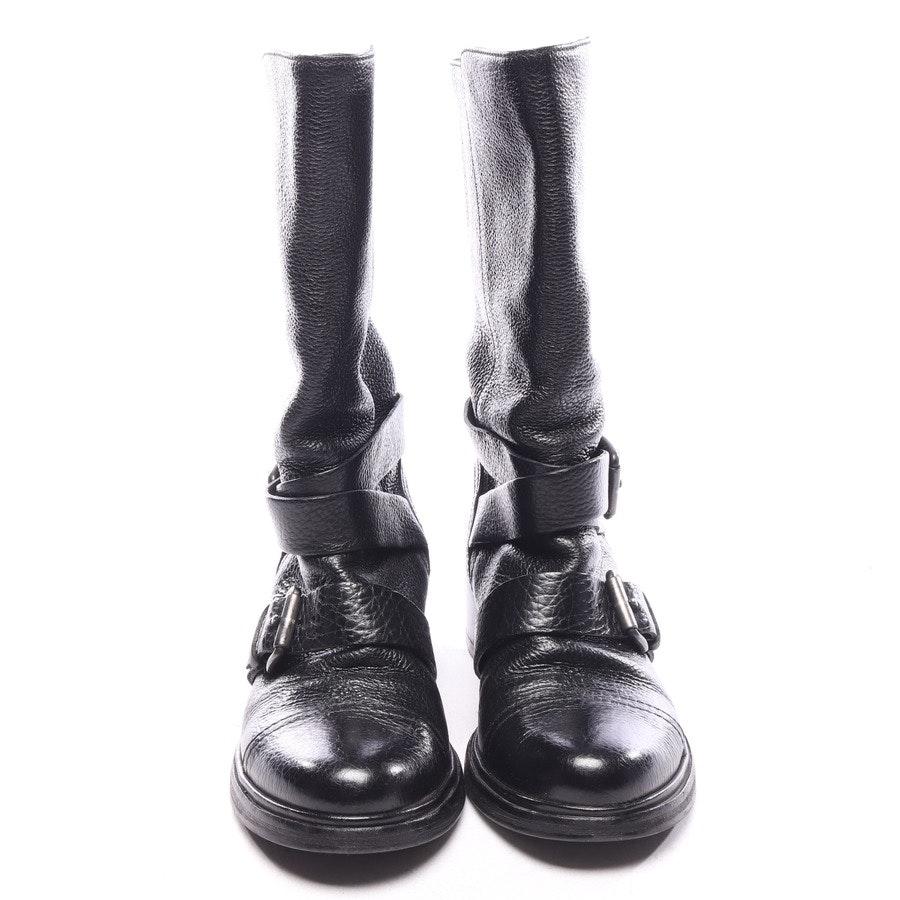 Stiefel von Miu Miu in Schwarz Gr. EUR 37