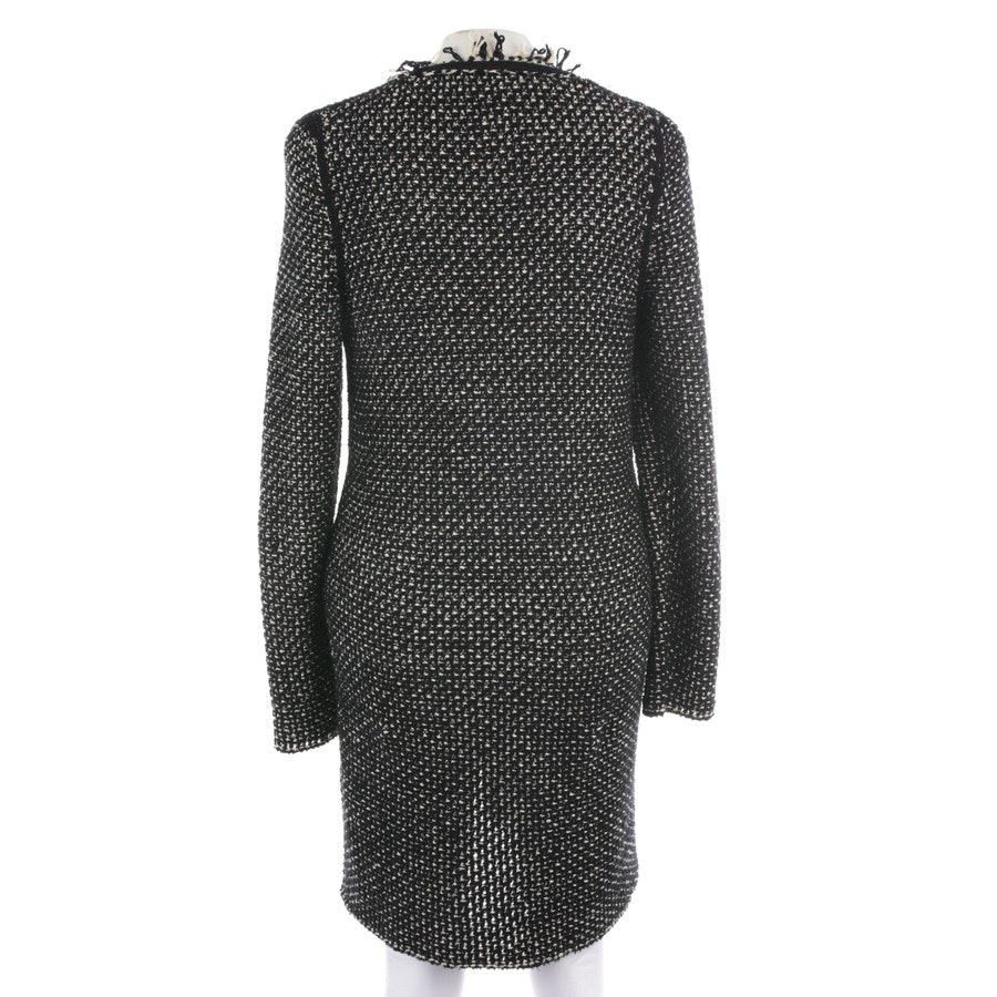knitwear from Hugo Boss Black Label in black and white size M