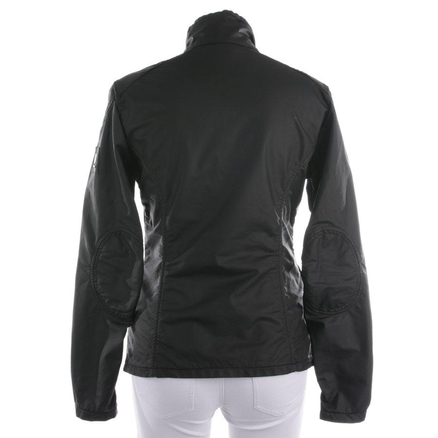 between-seasons jackets from Belstaff in black size 38 IT 44