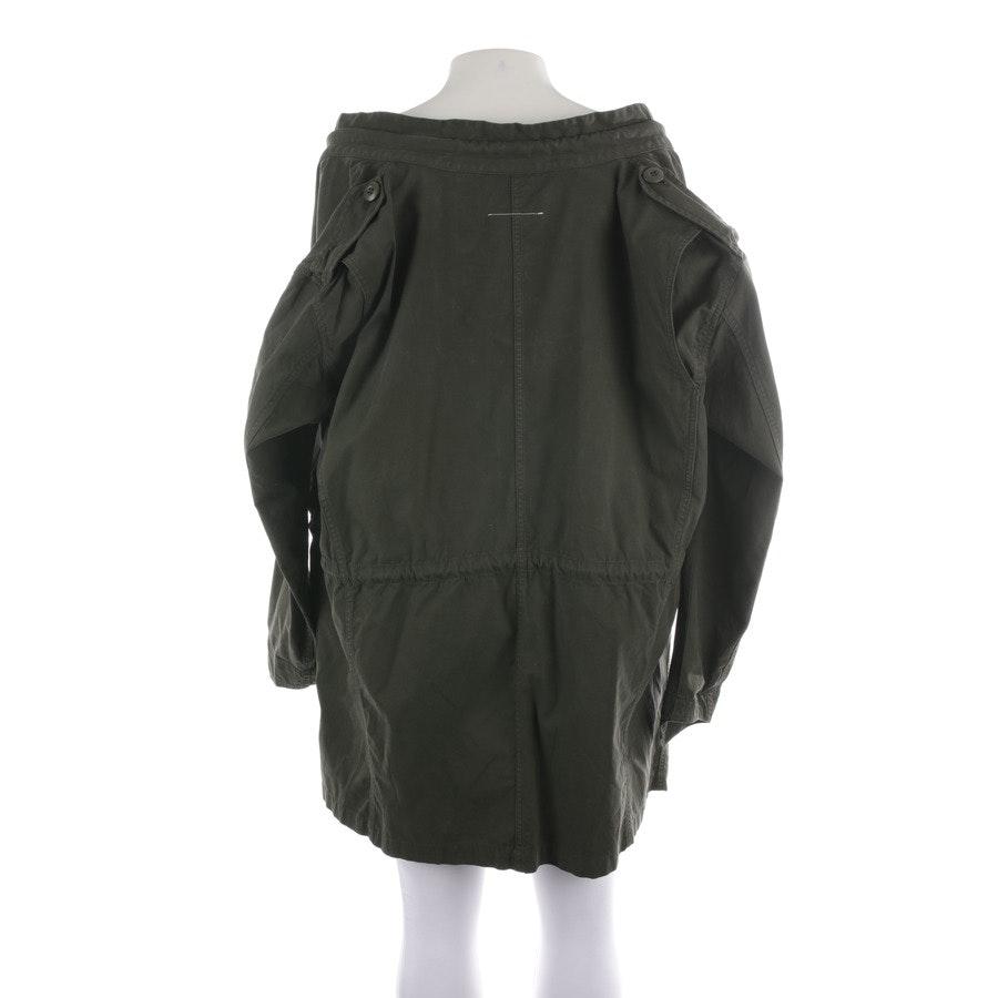 between-seasons jackets from Maison Martin Margiela in khaki size 40 IT 46