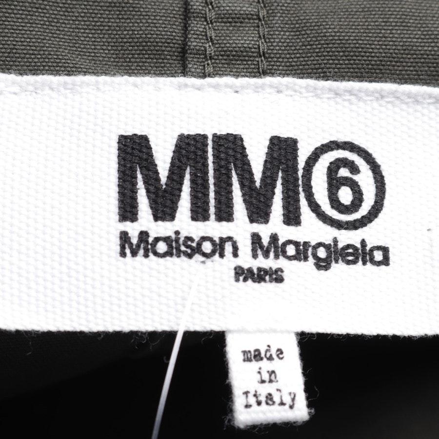 Übergangsmantel von Maison Martin Margiela in Khaki Gr. 40 IT 46