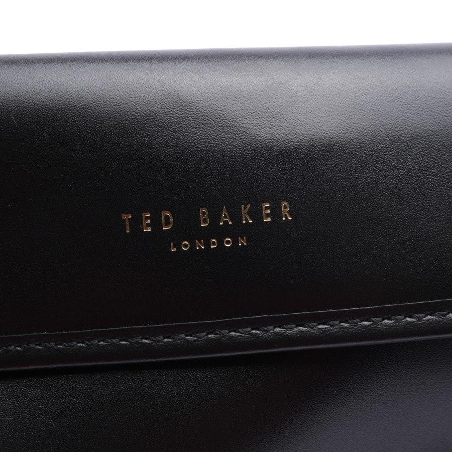 Clutch von Ted Baker in Schwarz