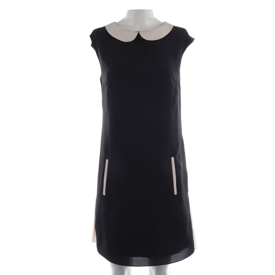 Kleid von Ted Baker in Schwarz und Weiß Gr. 34 / 1