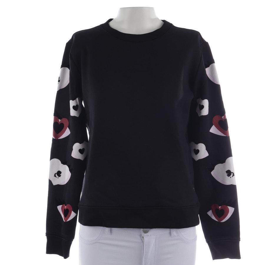 Sweatshirt von Karl Lagerfeld in Schwarz Gr. S