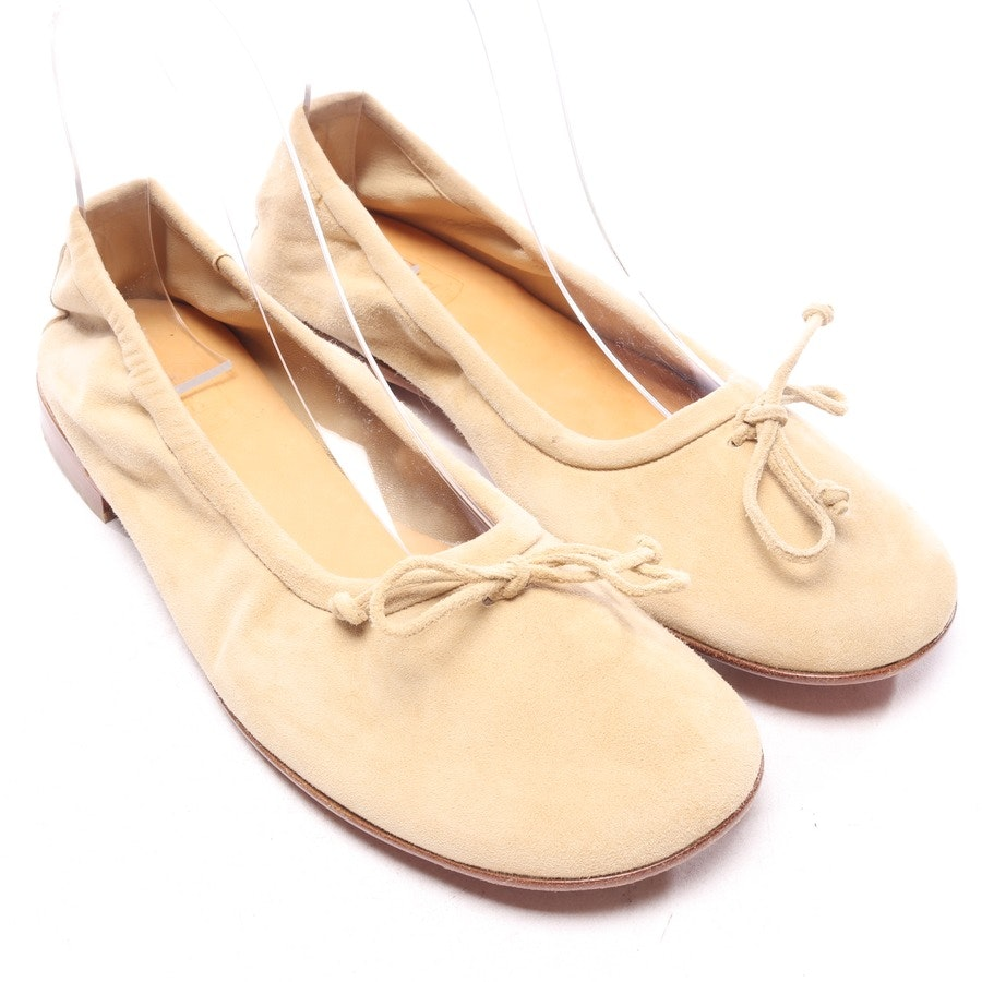 loafers from Ludwig Reiter in beige size EUR 37,5