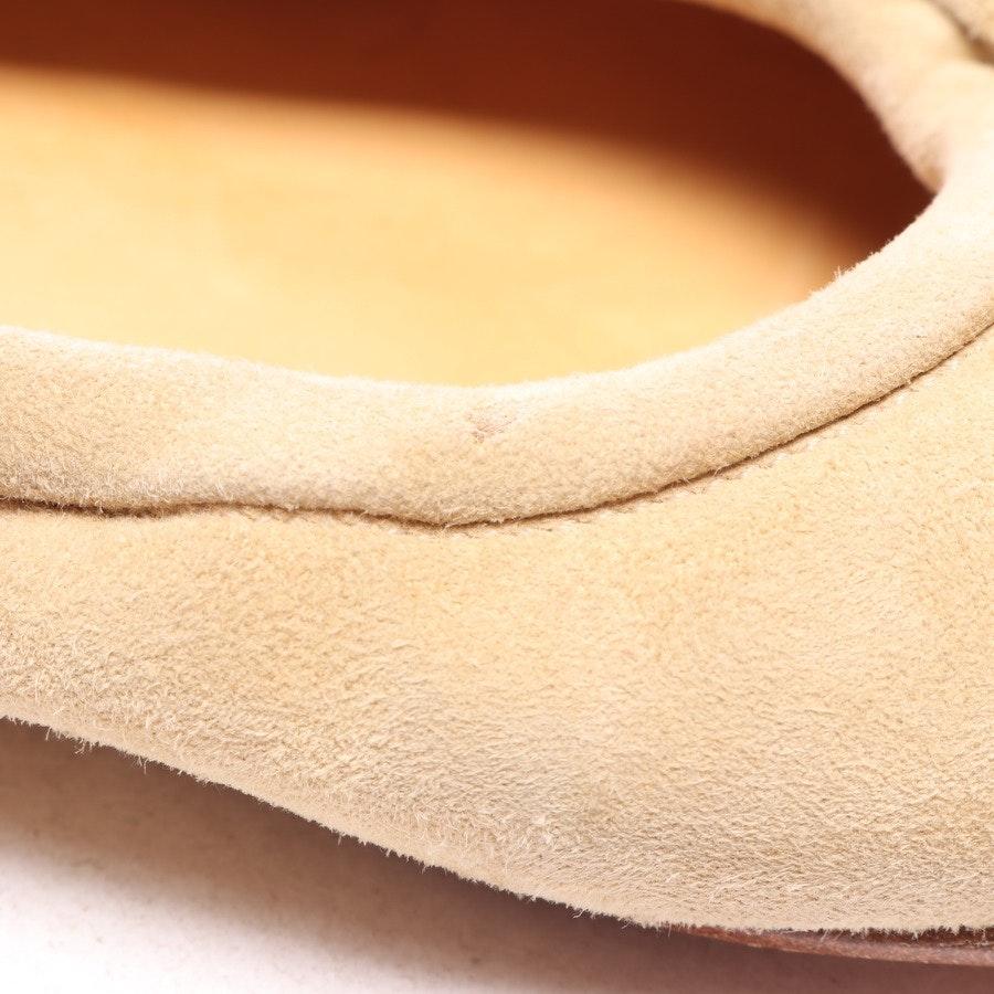 Ballerinas von Ludwig Reiter in Beige Gr. EUR 37,5