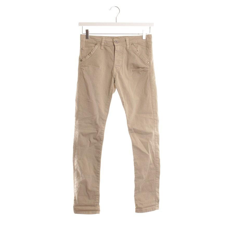 jeans from Please in beige size XXS
