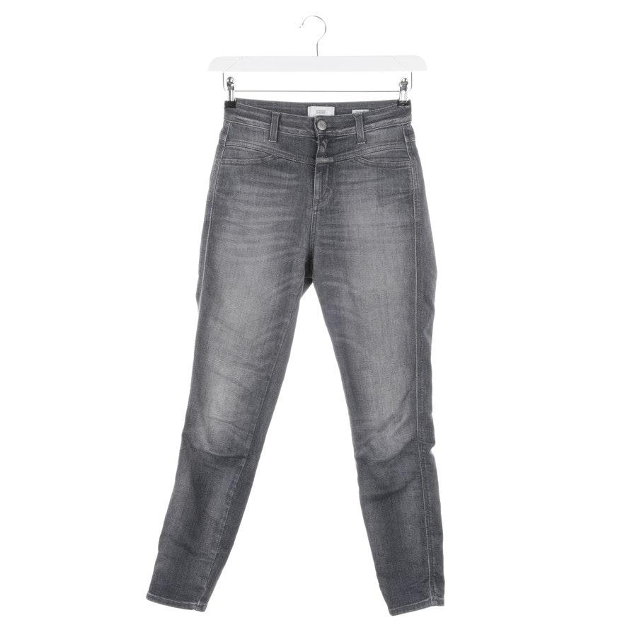 Jeans von Closed in Grau Gr. W25