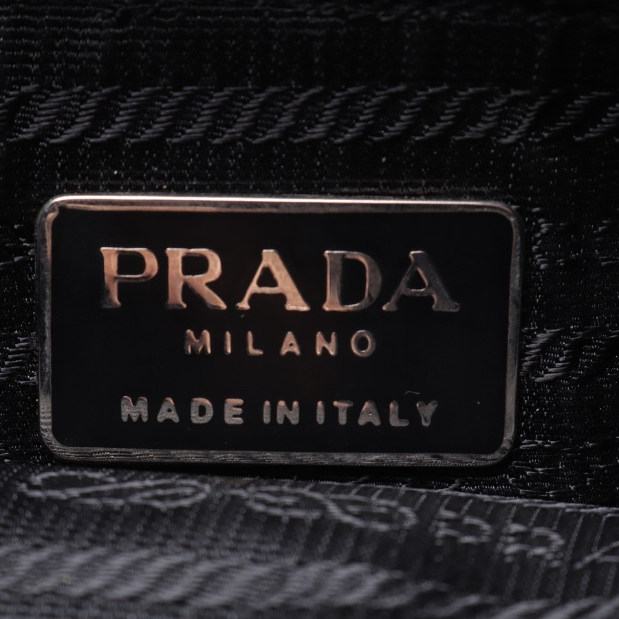 handbag from Prada in black