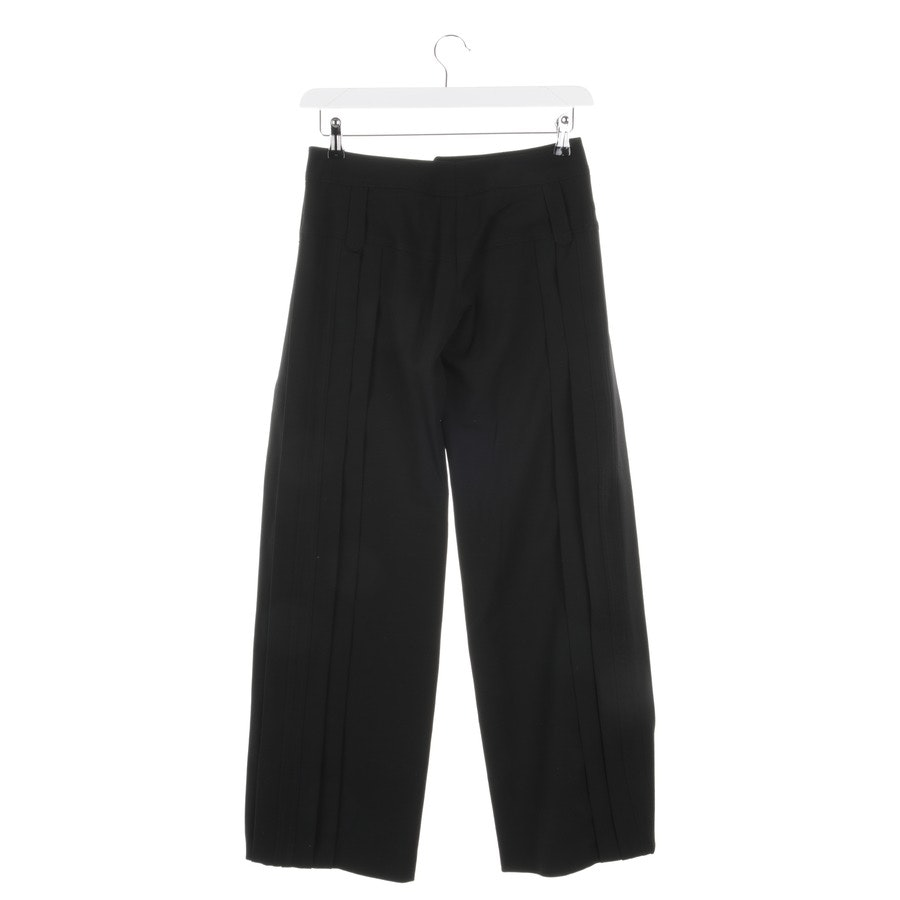 trousers from Patrizia Pepe in black size 34 IT 40