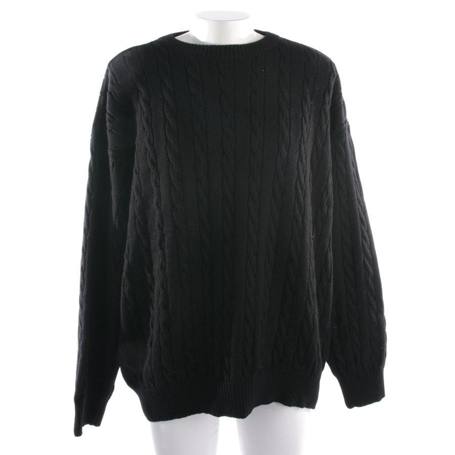 knitwear from Paul & Shark in black size 2XL