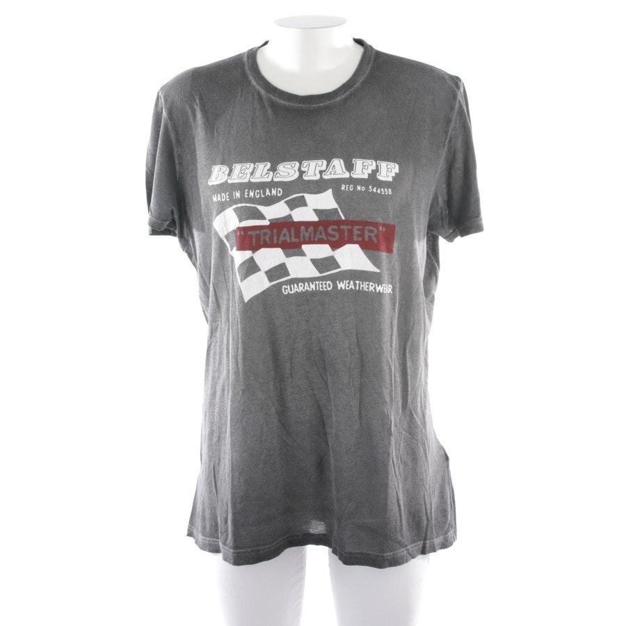 T-Shirt von Belstaff in Grau Gr. XL